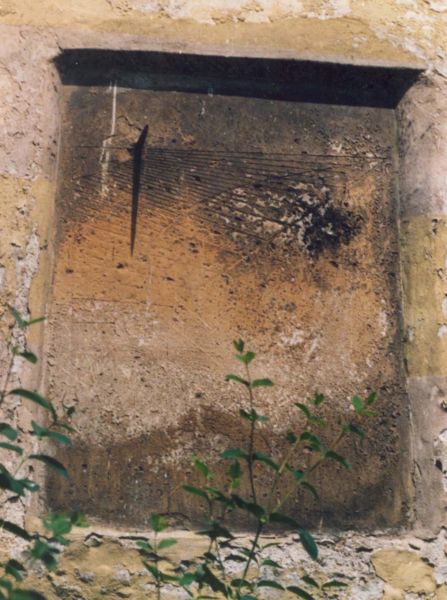 Travnik 1866 Yu Sundials